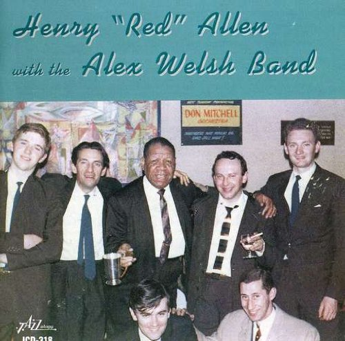 Henry ''Red'' Allen With Alex Welsh
