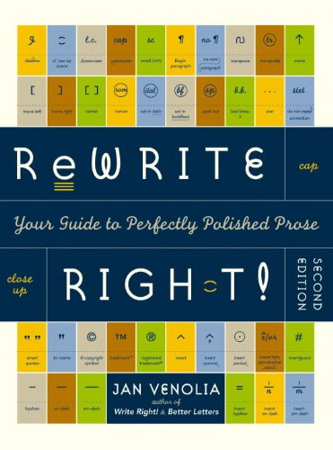 Rewrite Right!: Your Guide to Perfectly Polished Prose