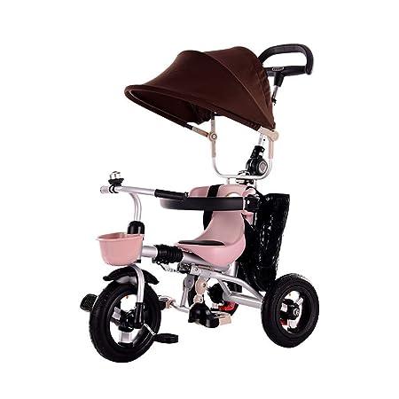 Wgw Kids 4 en 1 Trike, Triciclo Andador para niños Canopy ...