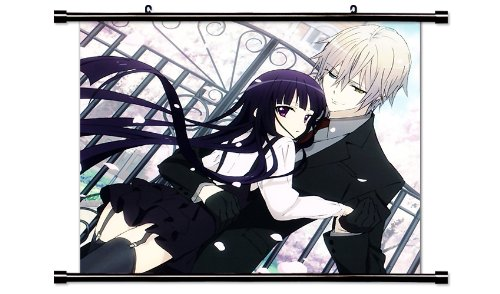 Inu X Boku Ss Anime Fabric Wall Scroll Poster Wp -Inu X-16 L