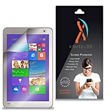 XShields© (3-Pack) Screen Protectors for Toshiba Encore 2 Write 8 Tablet (Ultra Clear)