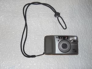 Pentax IQZoom 115M - Point & Shoot / Zoom camera - 35mm - lens: 38 mm - 115 mm - black, metallic silver