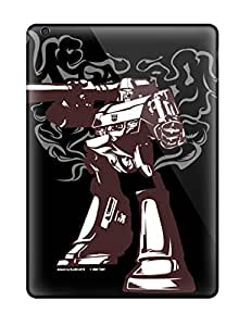 New Style 1771590K13479160 Tpu Shockproof Scratcheproof Megatron Hard Case Cover For Ipad Air