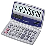 CASIO SL-100L Solar Calculator with