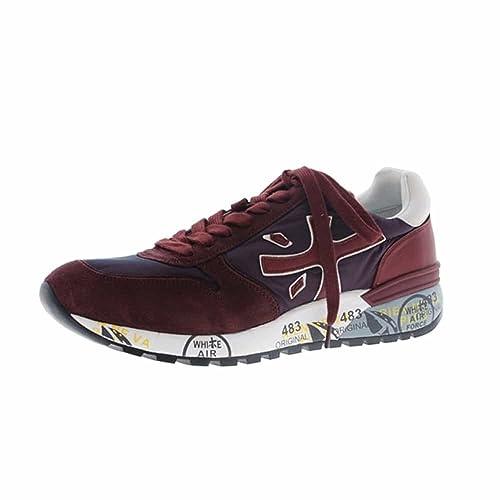 PREMIATA Zapatos Hombre Casual Sneakers Mick Burdeos 42: Amazon.es: Zapatos y complementos