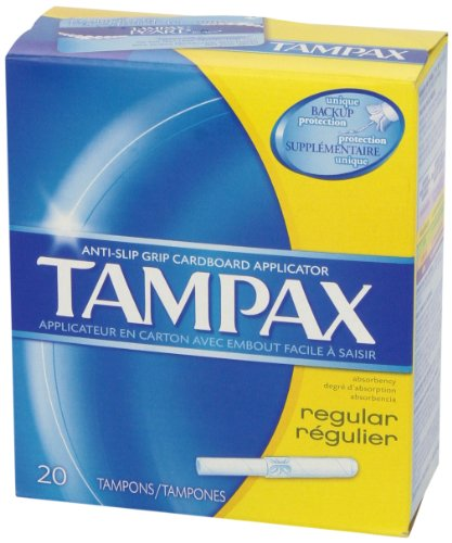 Tampax Regular Flushable 20 ct by Tampax (Image #7)