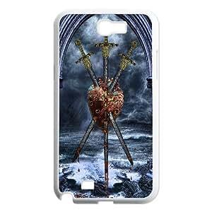 [MEIYING DIY CASE] For Samsung Galaxy Note 2 Case -Sword Pattern-IKAI0446833