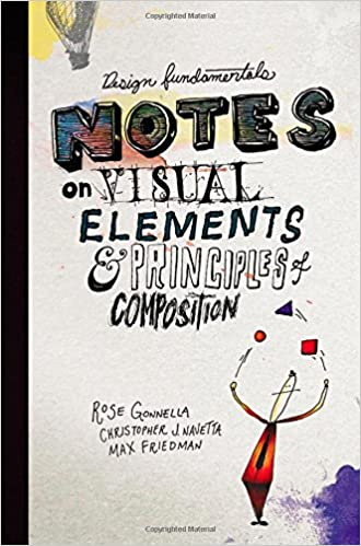 Design Fundamentals Notes On Visual Elements And Principles Of Composition Rose Gonnella Christopher Navetta Max Friedman 9780133930139 Amazon