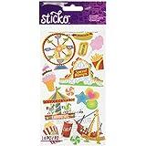 Sticko Amusement Park Stickers