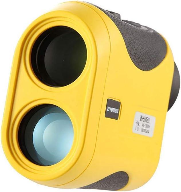 WEHOLY Telescopio 7X Monocular, telémetro, Golf al Aire Libre Regla electrónica de Alta precisión Tele infrarrojo para visualización de Turismo y Rendimiento de Rango