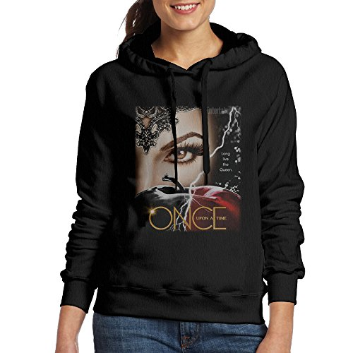 Once Upon A Time Season 6 Woman Long Sleeve Hoodies Outwear (Once Upon A Time Jacket)
