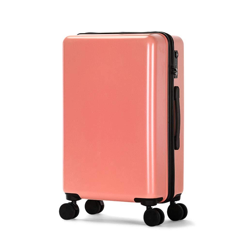 ハンド荷物スーツケース超軽量ABSハードシェル旅行は4つのホイール、航空&詳細情報のために承認されたハードシェルトロリーサイズのアドオンキャビンハンド荷物スーツケースキャリー B07P8PN69J  38cm*25cm*65cm