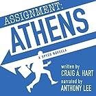 Assignment: Athens: A SpyCo Novella, Book 1 Hörbuch von Craig A. Hart Gesprochen von: Anthony Lee