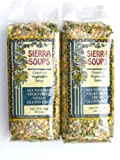 vegan split pea soup - All Natural Gluten Free Vegetarian Vegan Country Vegetable Soup Mix Pack of 2 544 g 19.2 oz each