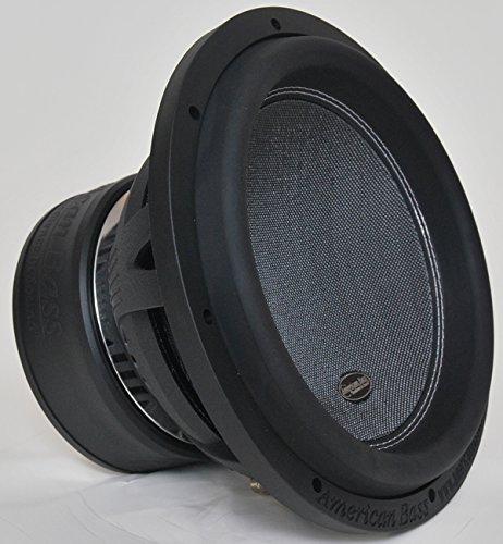 New American Bass Xr12D4 2400 Watt 12 Inch Dual 4 Ohm Subwoofer Car Audio 12 Sub