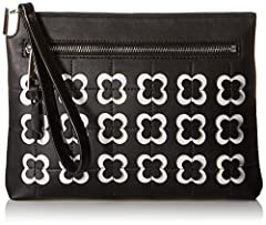 Clutch with stud details