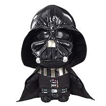 """Underground Toys Star Wars Super Deluxe Talking Darth Vader 24 """" Plush"""