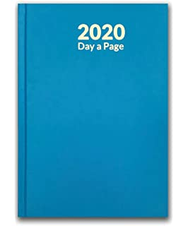 2020 A6 Page a Day Diary Fashion Appointment Day To Day Year Planner
