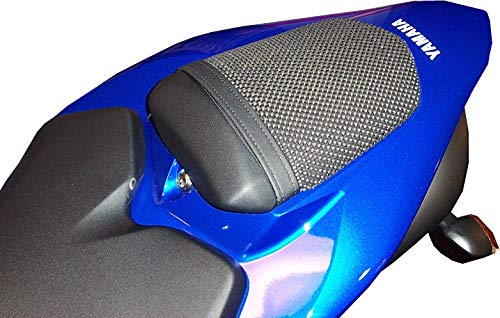 YAMAHA YZF R1 (2004-2006) TRIBOSEAT COPRISELLA PASSEGGERO ANTISCIVOLO NERO ADVANCED SEATING TECHNOLOGY LIMITED