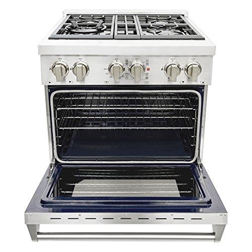 Buy dual fuel oven