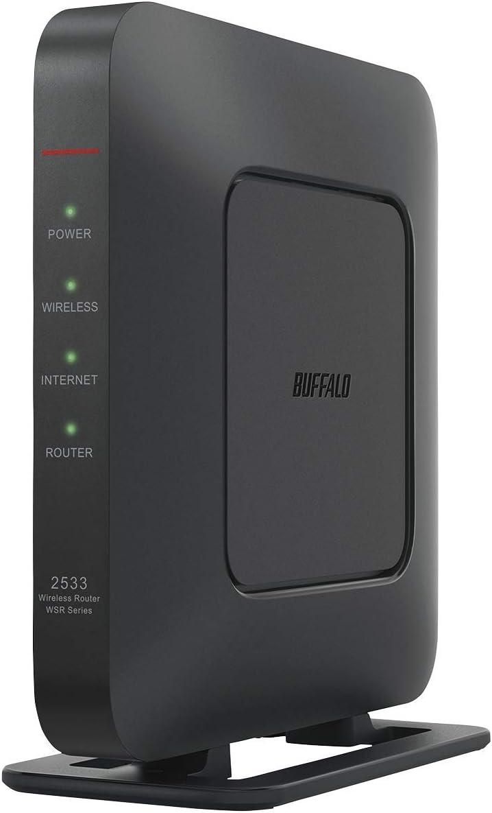 BUFFALO WiFi 無線LAN ルーター WSR-2533DHPL2