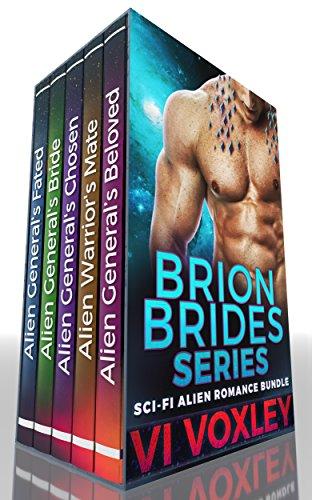 Brion Brides Series: Sci-Fi Alien Romance Bundle