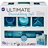 Wilton 2109-7245 Ultimate Decorating Set Tool Kit, Blue