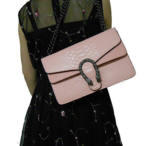 femme pour blue à Sac Light Pink à S l'épaule bleu Windwelle L porter q45E1R5w