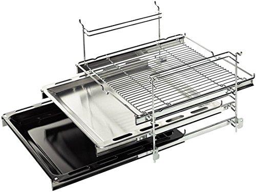 Siemens HZ438300 pieza y accesorio de hornos Negro, Acero ...