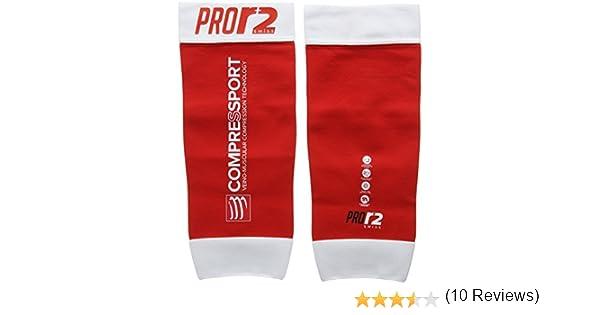 Compressport Wadensleeves Pro Racing Calf R2 Swiss Pantorrillera, Unisex Adulto: Amazon.es: Deportes y aire libre