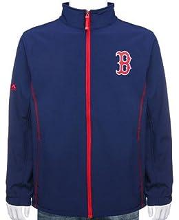 timeless design 2bfec 6c59b Amazon.com : Majestic Boston Red Sox Authentic Therma Base ...