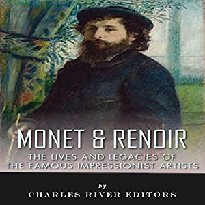 Monet & Renoir Audiobook