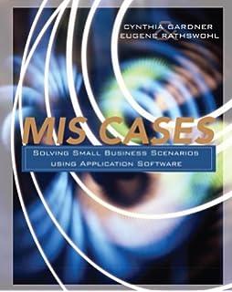 Mis cases solving small business scenarios using application mis cases solving small business scenarios using application software fandeluxe Gallery