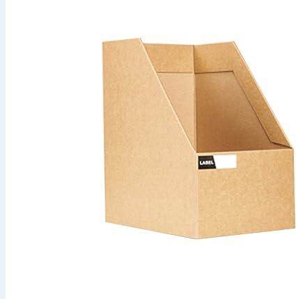 Fankeshi 2018 - Caja organizadora de cartón para archivar ...