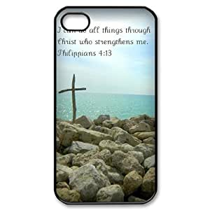 inspirational quotes quotes Case For iPhone 4/4s Black Nuktoe611600