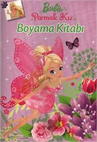 Barbie Parmak Kiz Boyama Kitabi Amazoncouk Kolektif