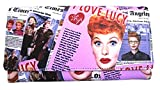 I Love Lucy Wallet- Collage Long Wallet