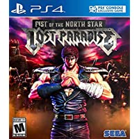 Fist of The North Star: Lost Paradise for PlayStation 4 by Sega