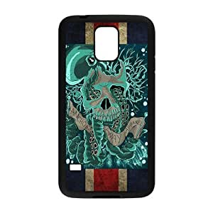 Octopus Fashion Design Cover Skin for Samsung Galaxy S5