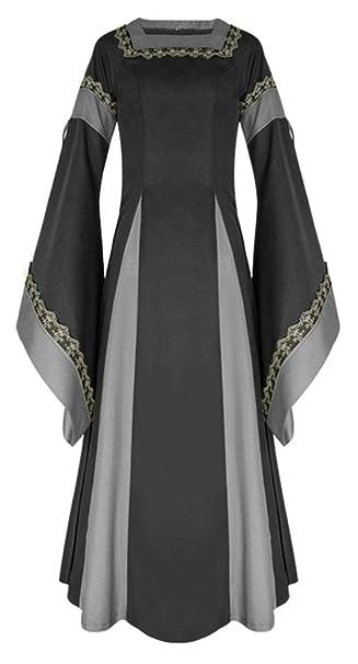 Amazon.com: Wish Disfraz Tienda Mujer Medieval Real ...