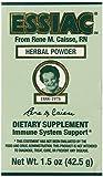 Essiac International Herbal Supplement Capsules, 60 Count