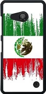 Funda para Microsoft Lumia 550 - Bandera Mexicana En Dificultades. by loki1982