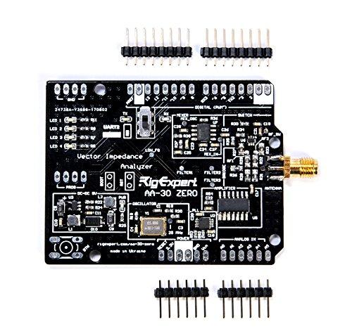 RigExpert AA-30.ZERO - DIY HF Antenna Analyzer (0.06 TO 30 MHZ)