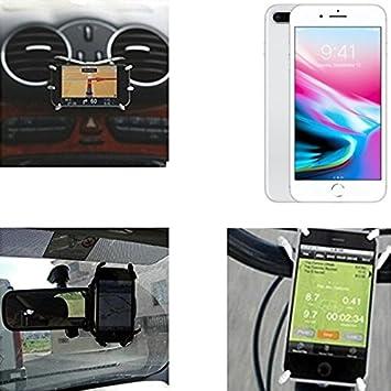 K-S-Trade Soporte para Coche y para Mesa etc. para Apple iPhone 8 ...