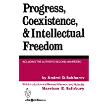 Progress, Coexistence, and Intellectual Freedom