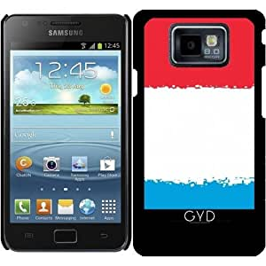 Funda para Samsung Galaxy S2 (GT-I9100) - Luxembourg- 8 Bits by Cadellin