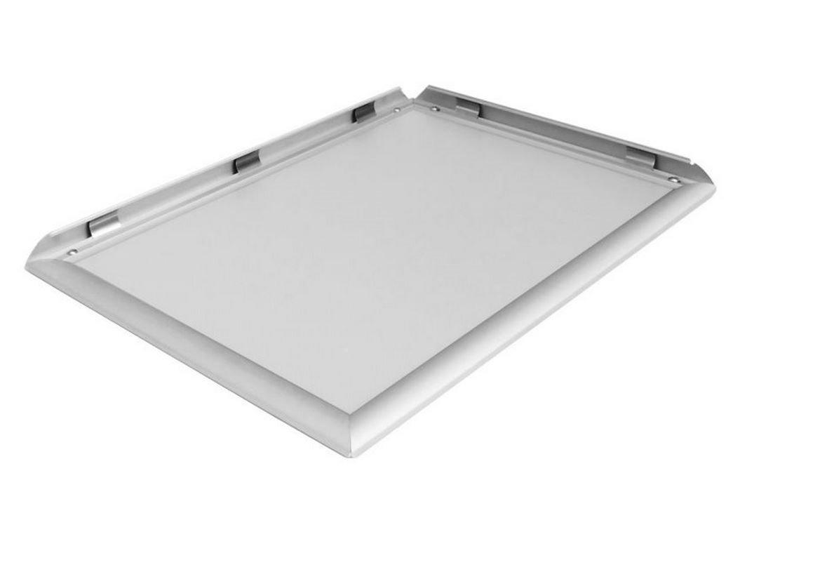 5 Stück Klapprahmen DIN A4 Plakatrahmen Aluminium Wechselrahmen ...