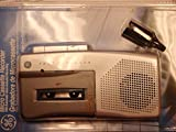 GE 3-5377 Microcassette Recorder
