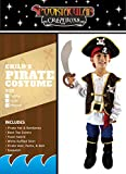 Spooktacular Creations Boys Pirate Costume for Kids