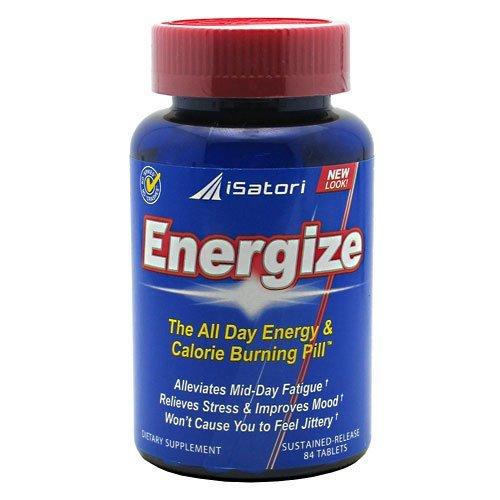 Isatori Energize 84 Tablets